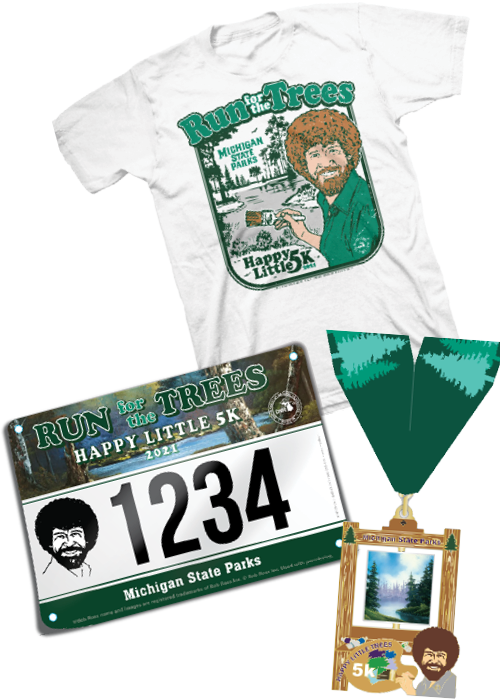 Run For The Trees Swag