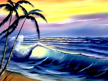 Tropical Seascape - Season 12 Episode 9